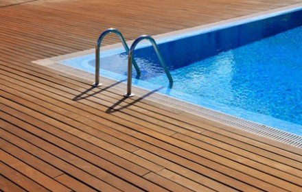 Deck (Outdoor Parquet)